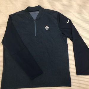 Rip Olympics Nike Quarter-zip Pullover